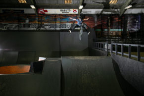 Casson Downing - Rush Skatepark - Nothing