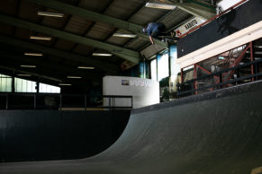 Casson Downing - Rush Skatepark - Boost