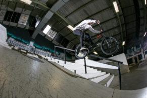 Stuart Chisholm - Rush Skatepark - Icepick